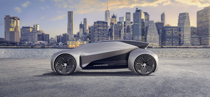 Jaguar Future-Type Concept Photos