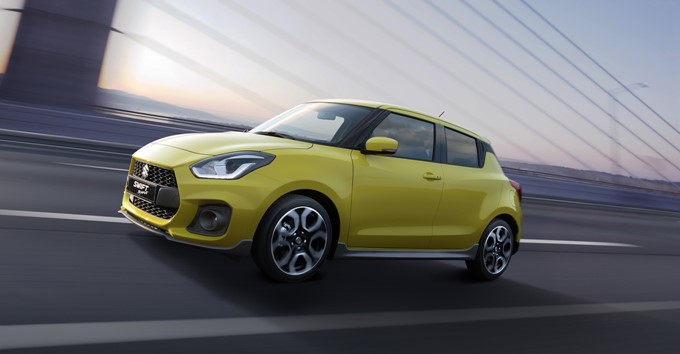 Maruti Suzuki Swift Sport Photos