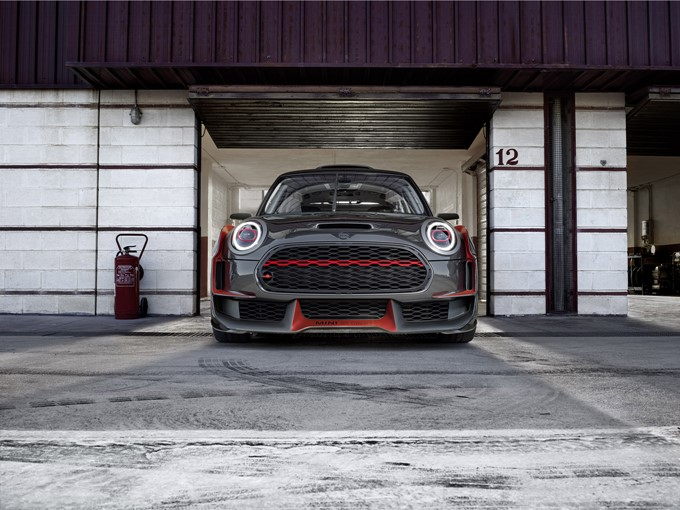 MINI John Cooper Works GP Concept Photos