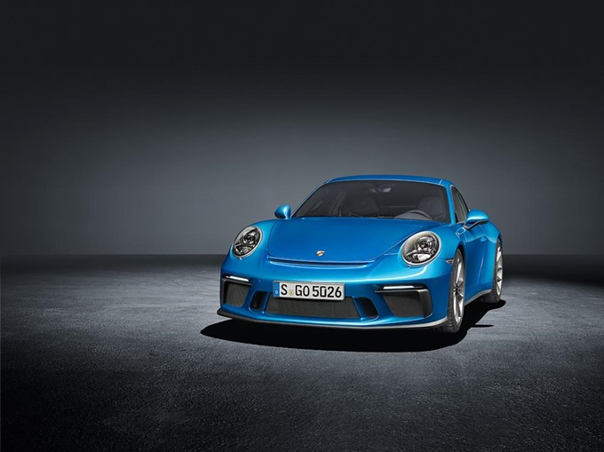 Porsche 911 GT3 Touring Package Images