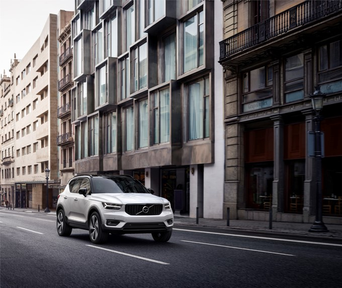 Volvo XC40 Photos