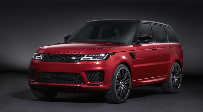 2018 Land Rover Range Rover Sport Photos