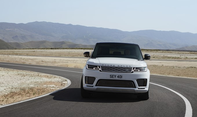 2018 Land Rover Range Rover Sport PHEV Photos