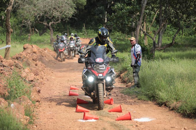 BMW Motorrad International GS Trophy India Qualifier Photos