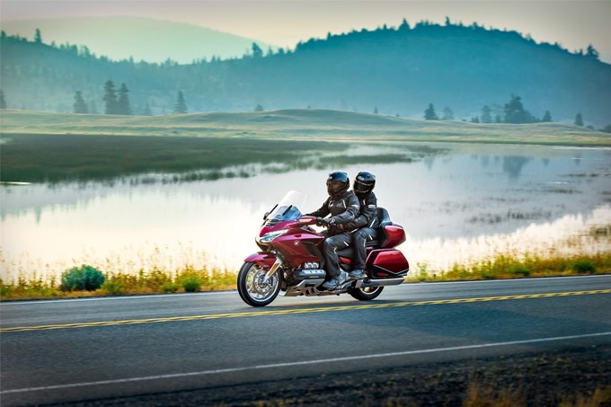 Honda Gold Wing Photos