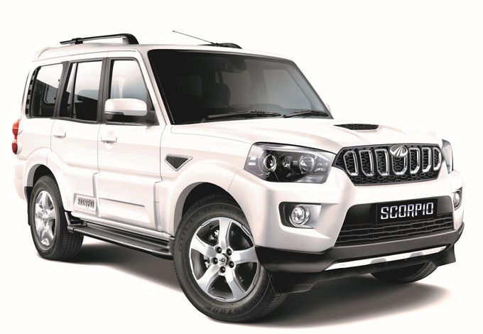 2017 Mahindra Scorpio Photos