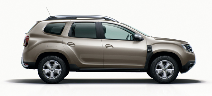 2017 Renault Duster Photos