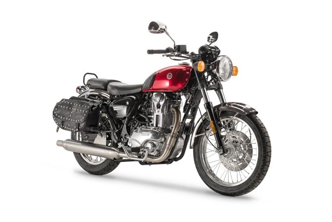 2018 Benelli Imperiale 400 Images