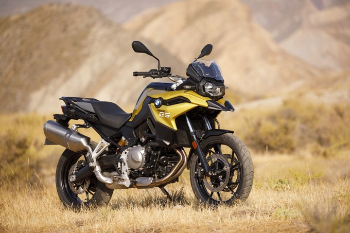 2018  BMW F 750 GS Photos