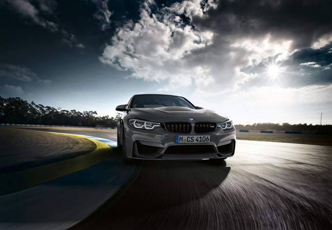 2018 BMW M3 CS Photos