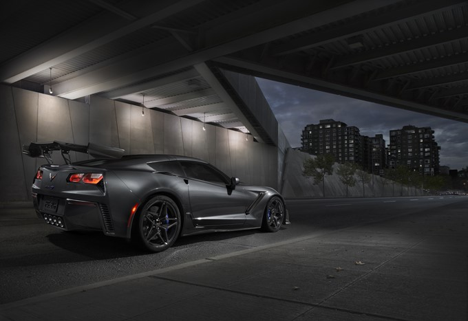 2018 Chevrolet Corvette ZR1 Photos