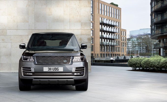 2018 Range Rover SVAutobiography Photos