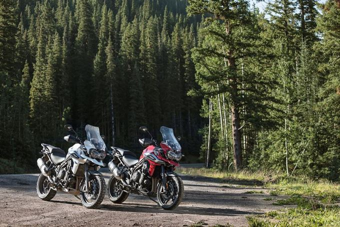 2018 Triumph Tiger 1200 Images [HD]: Photo Gallery Of 2018
