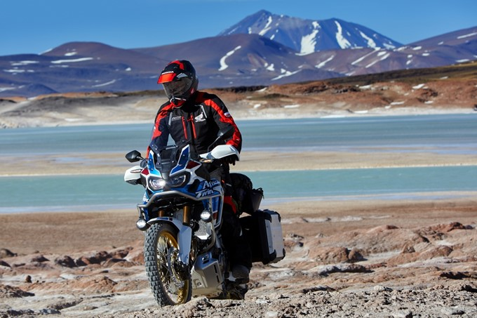 Honda Africa Twin Adventure Sports Photos