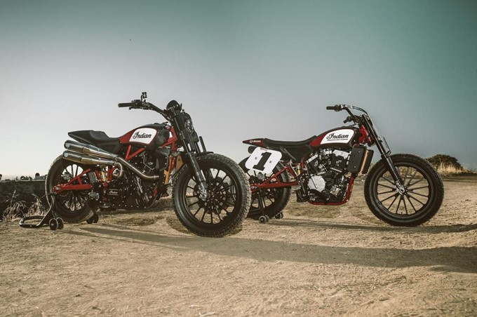 Indian Scout FTR1200 Custom Photos