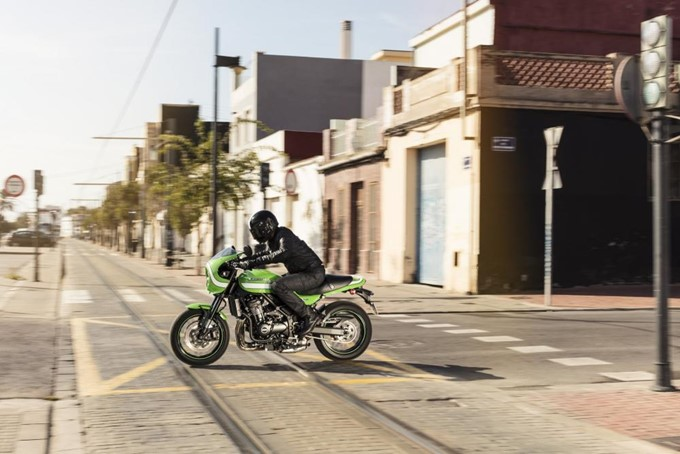 Kawasaki Z900RS Cafe Photos