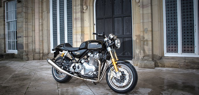 Norton Commando 961 Sport MK II Photos