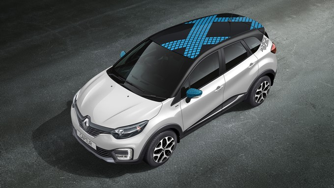 Renault Captur Photos
