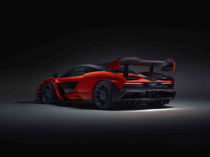 McLaren Senna Photos