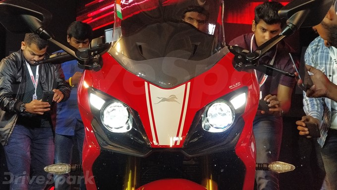 TVS Apache RR 310 Photos