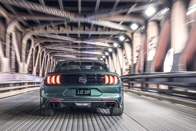 2018 Ford Mustang Bullitt Photos