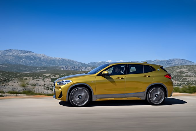 BMW X2 Photos
