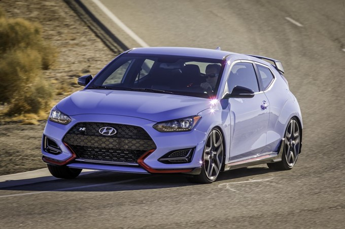 Hyundai Velostar N Photos