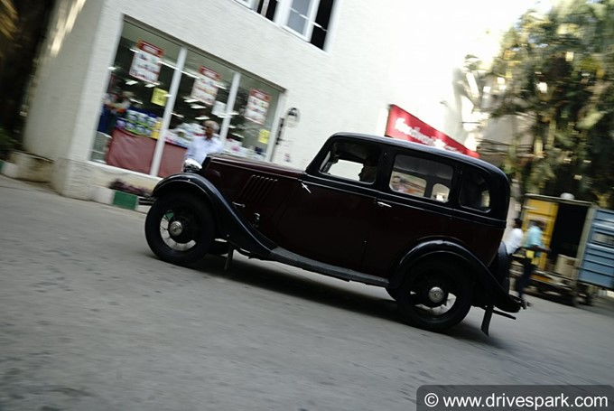 Karnataka Vintage Car Club Photos