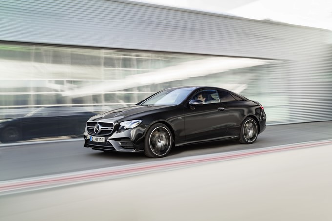 Mercedes-AMG E 53 Coupe Photos