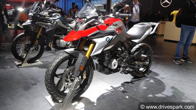 BMW G 310 GS Photos
