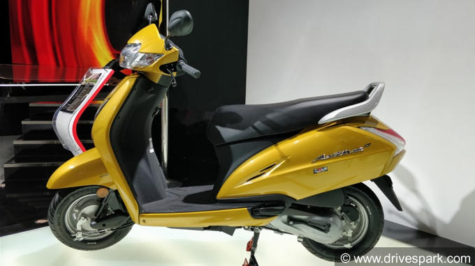 Honda Activa 5G Photos