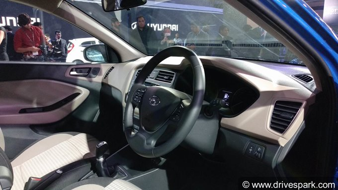 Hyundai Elite I20 2018 Images Interior Exterior Photos Of