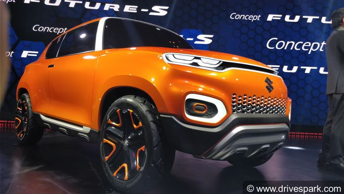 Maruti Concept Future S Photos