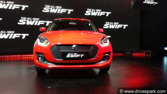 New Maruti Swift 2018 Photos