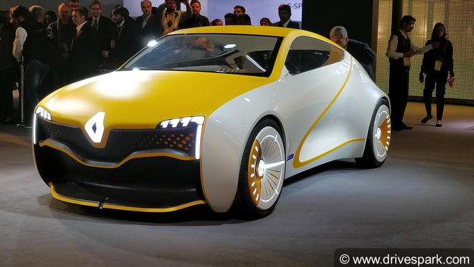 Renault The Concept Photos