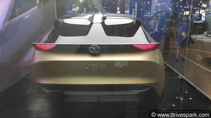 Tata 45X Concept Hatchback Photos
