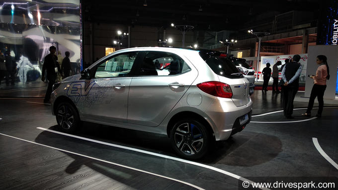 Tata Tiago EV Photos