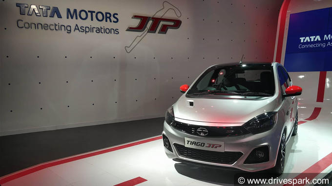 Tata Tiago JTP Photos