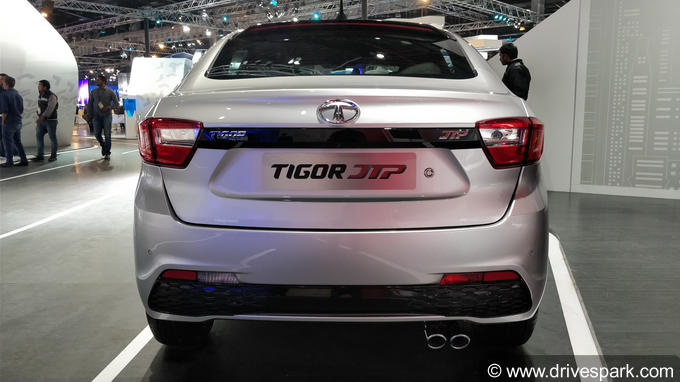 Tata Tigor JTP Photos