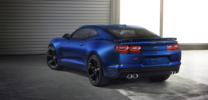2019 Chevrolet Camaro Photos