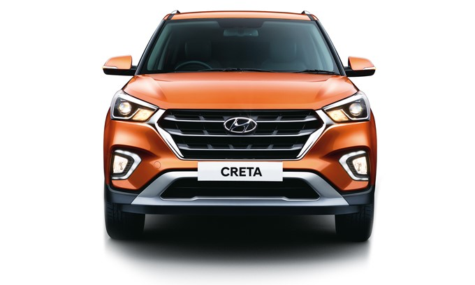 2018 Hyundai Creta Photos