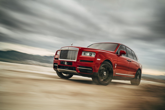 Rolls-Royce Cullinan Photos