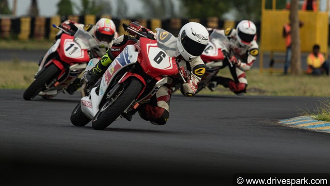 2018 Indian National Motorcycle Racing Championship - Round 1 Photos