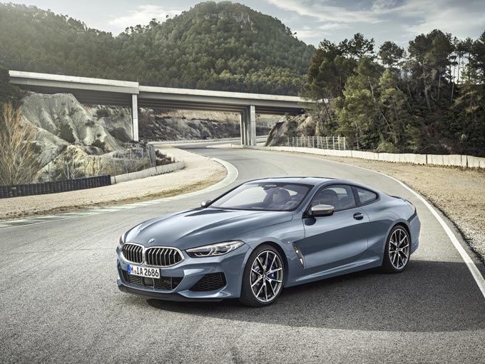 2019 Bmw 8 Series Coupe Images Interior Exterior Photos Of 2019