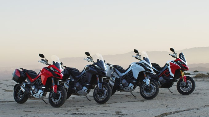 Ducati Multistrada 1260 Photos