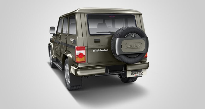 Mahindra Bolero Photos
