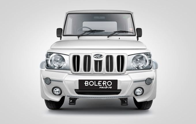 Mahindra Bolero Pickup Photos