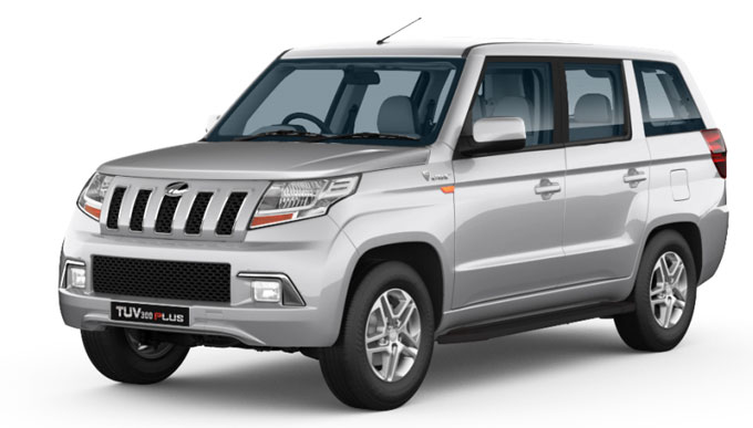Mahindra TUV300 Plus Photos