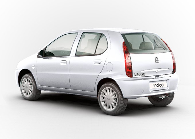Tata Indica eV2 Photos