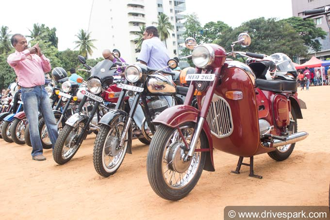 16th Jawa Day Celebrations Bangalore 2018 Photos
